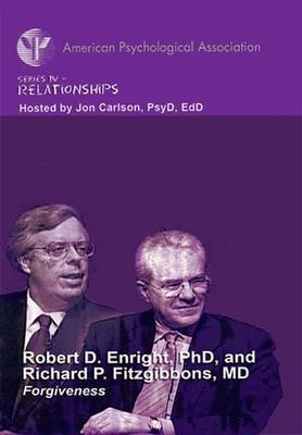Forgiveness (DVD): Robert D. Enright, Richard P. Fitzgibbons