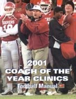Coach of the Year Clinics Football Manual (Paperback, 2001): Earl Browning