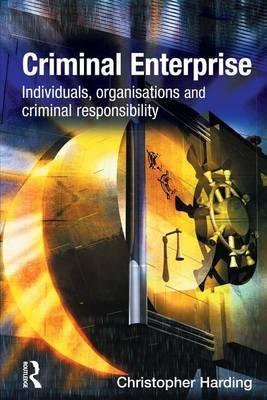 Criminal Enterprise (Paperback): Christopher Harding