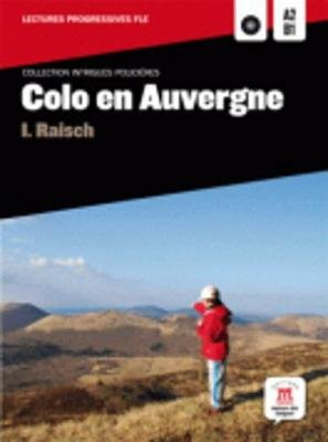 Collection Intrigues Policieres - Colo En Auvergne + CD (French, Mixed media product):