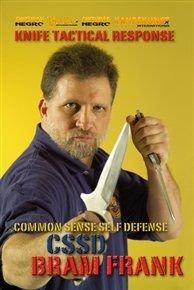 CSSD: Knife Tactical Response (DVD): Bram Frank