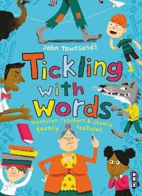 Tickling with Words: Joke Book of Verse (Hardcover, Illustrated edition): John Townsend