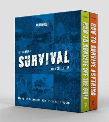 Outdoor Life: The Complete Survival Book Collection - (How to Survive Anything & How to Survive Off the Grid Manuals)...
