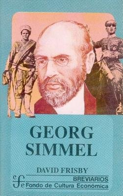 Georg Simmel (Spanish, Hardcover): David Frisby