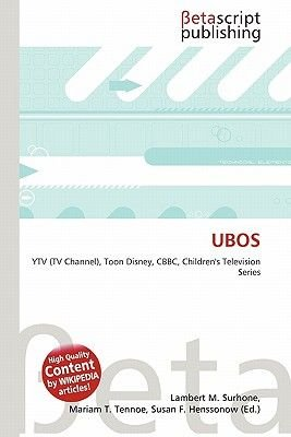 Ubos (Paperback): Lambert M. Surhone, Mariam T. Tennoe, Susan F. Henssonow