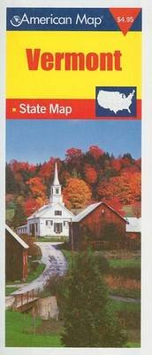 Vermont (Sheet map, folded): American Map Corporation