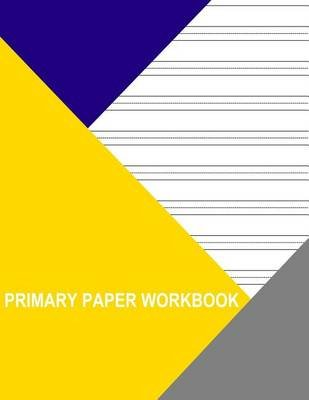 Primary Paper Workbook 11 Lines Per Page Paperback Thor