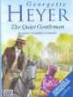 The Quiet Gentleman (Audio cassette): Georgette Heyer
