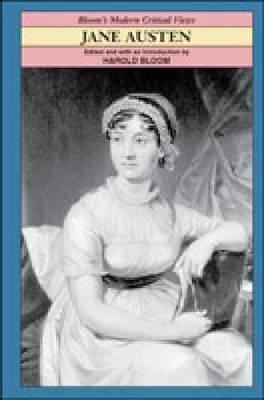 Jane Austen (Hardcover, Library binding): Harold Bloom