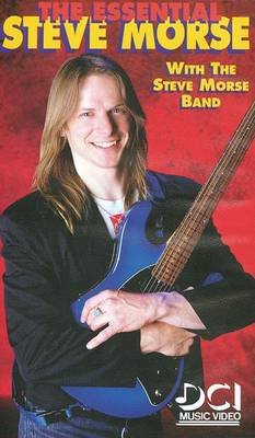 The Essential Steve Morse - Video (VHS video casette): Steve Morse