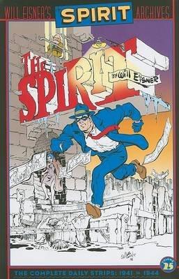 The Spirit Archives, Volume 25 (Hardcover): Will Eisner
