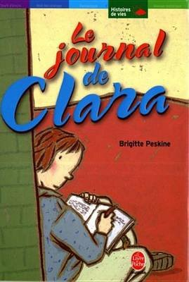 Le Journal de Clara (French, Electronic book text): Brigitte Peskine