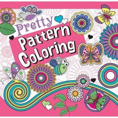 Pretty Pattern Coloring (Paperback): Parragon Books Ltd