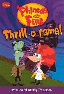 Thrill-o-Rama! (Hardcover, Turtleback Scho): Kitty Richards