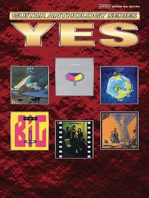 Yes - Guitar Anthology (Paperback): Yes