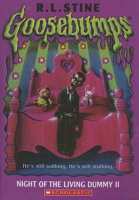 Night of the Living Dummy II (Hardcover): R . L. Stine
