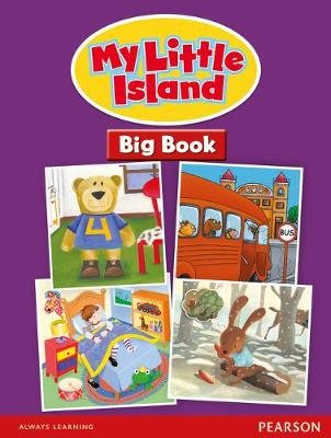 My Little Island Level 3 Big Book (Paperback):