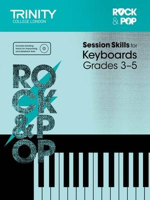 Session Skills for Keyboards Grades 3-5 (Sheet music): Trinity College London