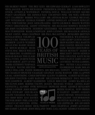 100 Years of British Music (Hardcover):