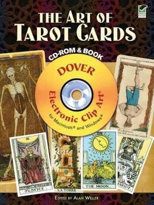 The Art of Tarot Cards CD-ROM and Book (Paperback, Green ed.): Alan Weller