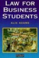 Business Law - A Student Centred Approach (Paperback): Alix Adams