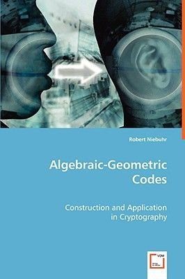 Algebraic-Geometric Codes (Paperback): Robert Niebuhr
