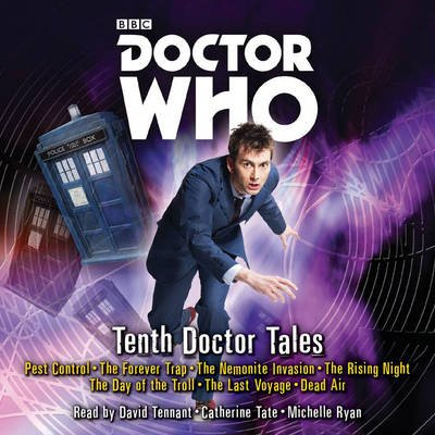 Doctor Who: Tenth Doctor Tales - 10th Doctor Audio Originals (Standard format, CD, Unabridged edition): Peter Anghelides