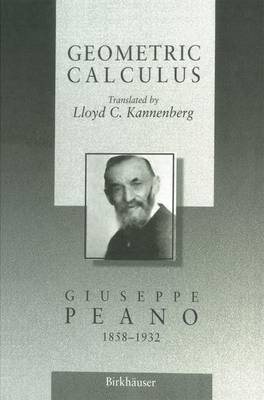 Geometric Calculus - According to the Ausdehnungslehre of H. Grassmann (Paperback, Softcover reprint of the original 1st ed....