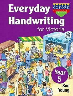 Everyday Handwriting for Victoria - Year 5 (Paperback): Young