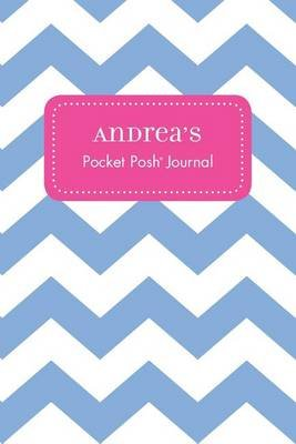 Andrea's Pocket Posh Journal, Chevron (Paperback): Andrews McMeel Publishing