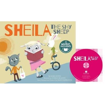 Sheila the Shy Sheep (Book): Blake Hoena