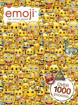 Emoji: Official Sticker Book (Paperback):
