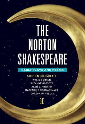 The Norton Shakespeare (Paperback, Third Edition): Stephen Greenblatt