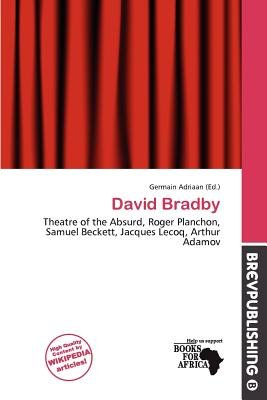 David Bradby (Paperback): Germain Adriaan
