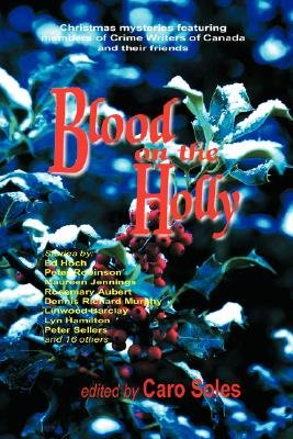Blood on the Holly (Paperback, New): Peter Robinson