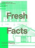 Fresh Facts - The Best Buildings by Young Dutch Architects (Paperback, illustrated edition): NAi Publishers