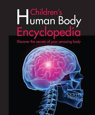 Mini Children's Reference - Human Body (Hardcover):