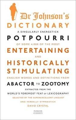 Dr Johnson's Dictionary (Hardcover): Samuel Johnson
