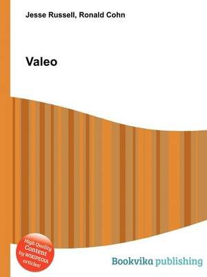 Valeo (Paperback): Jesse Russell, Ronald Cohn