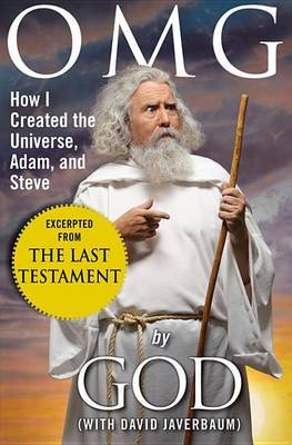 OMG - How I created the Universe, Adam, and Steve (Electronic book text): David Javerbaum