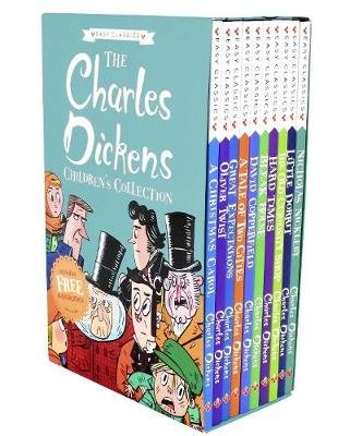 The Charles Dickens Children's Collection (Paperback): Charles Dickens