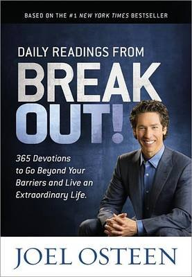 Daily Readings from Break Out! - 365 Devotions to Go Beyond Your Barriers and Live an Extraordinary Life (Standard format, CD):...