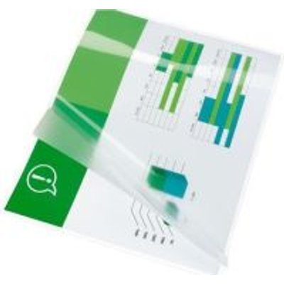 GBC A4 2x75 Micron Gloss Document Laminating Pouches (100 Pack):