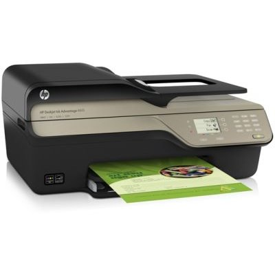 HP Deskjet Ink Advantage 4625 Multifunction InkJet Printer: