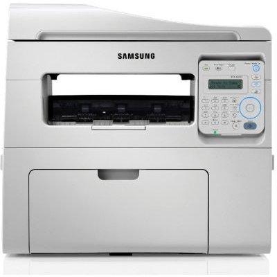 Samsung SCX-4655F Multifunction Mono Laser Printer: