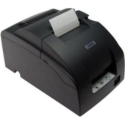 Epson TM-U220 Dotmatrix Receipt Printer with Auto Cutter (Serial):