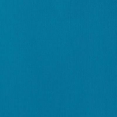 American Crafts Textured Cardstock - Peacock (12x12)(10 Sheets):