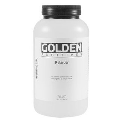 Golden Acrylic Medium - Retarder (946ml):