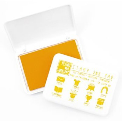 Yellow Owl Workshop Yellow All Purpose Stamp Ink Pad: