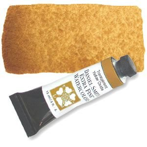 Daniel Smith Watercolour - Transparent Yellow Oxide S1 (15ml):